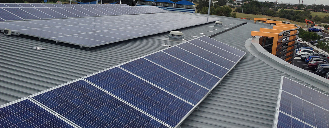 30kW Solar System installed in Maroubra, NSW.